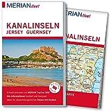 MERIAN live! Reiseführer Kanalinseln Jersey Guernsey: Mit praktischer Extra-Karte zum Herausnehmen