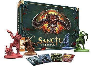 Devir- Sanctum (BGSANSP): Amazon.es: Juguetes y juegos