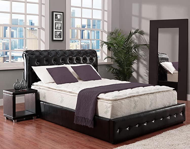 Signature Sleep Signature 13 Inch Independently-Encased Coil Mattress Coil Mattress