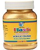 FLASH Acrylic Gold Leaf Paint (Code 115) 50 ML