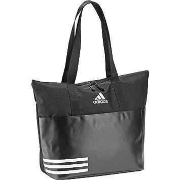 3ca0755f8e8b adidas W 3S TR TOTE Bag - Black White