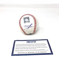 $125 » Jim Thome Cleveland Indians Chicago White Sox Signed Autograph Hall Of Fame Official MLB Baseball Steiner Cerified