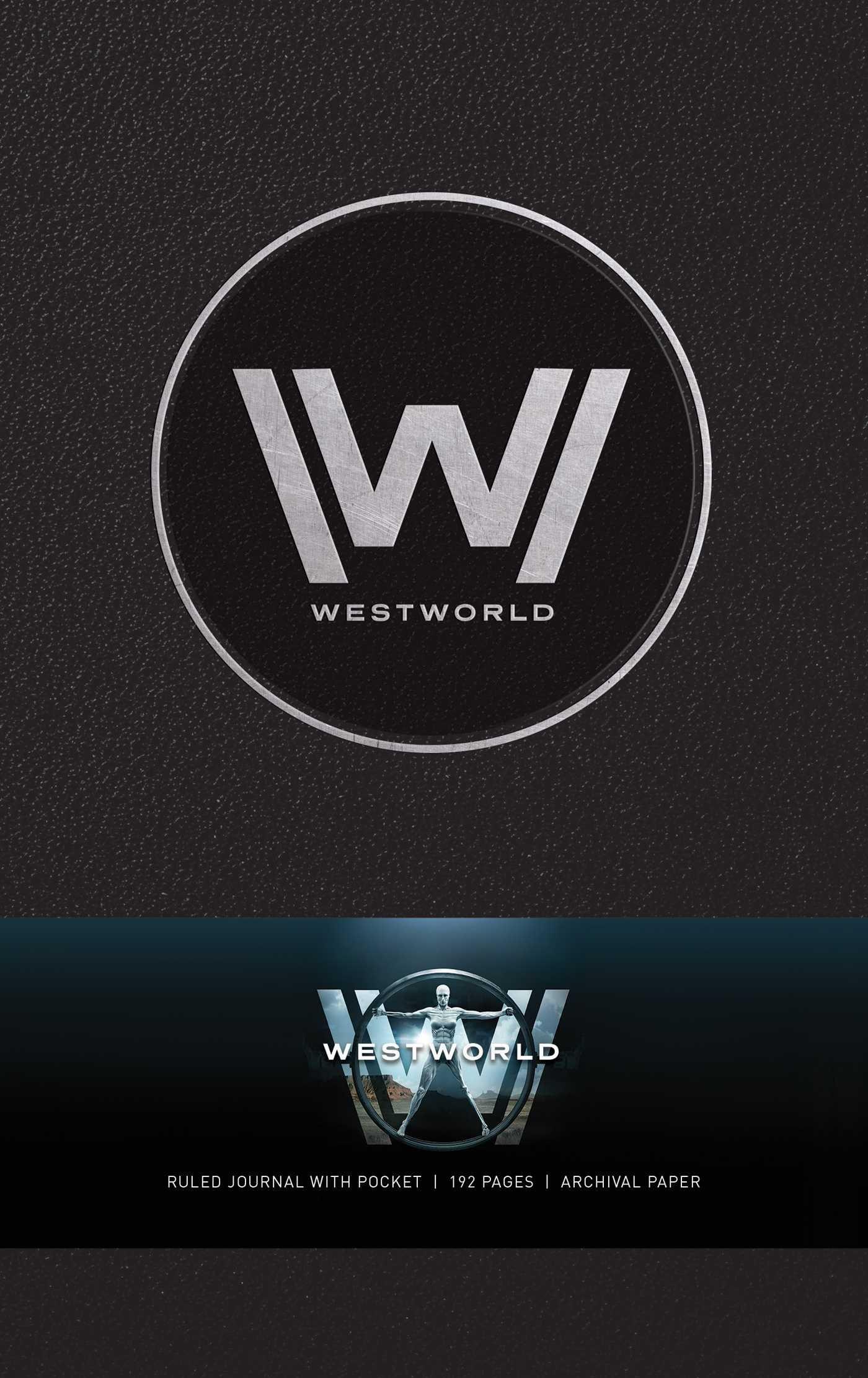 Download Westworld Hardcover Ruled Journal pdf