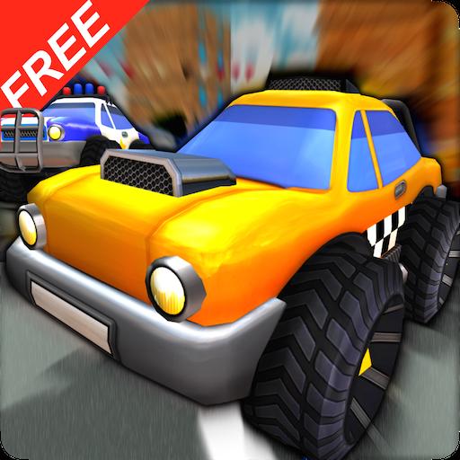 Super Taxi Truck Race - RC