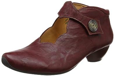 Think Women s Aida Ankle Strap Pumps B01LZ3BMG5