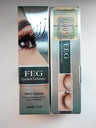 7cdce5146db FEG Eyelash Enhancer Eye Lash Rapid Growth Serum Liquid 100% Original 3ml