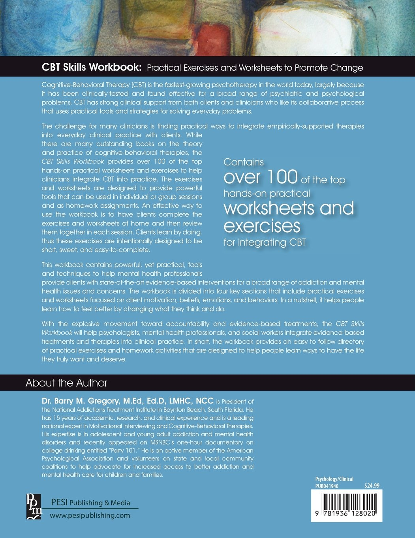 Workbooks tf cbt workbook for children : Amazon.com: Cognitive-Behavioral Therapy Skills Workbook ...