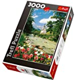Trefl Ramsau Bavarian Alps Germany Jigsaw Puzzle (3000 Piece)