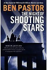 The Night of Shooting Stars (Martin Bora Book 7) Kindle Edition