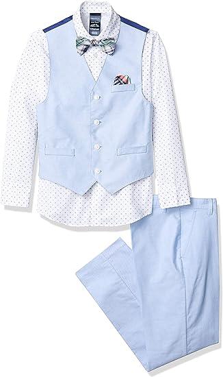 Boy/'s Mexican Flag Dress Vest size 6