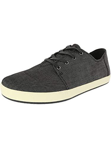 0cce0a26e07 TOMS Men s Payton Black Chambray 6 ...