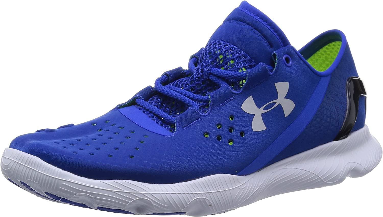 Under Armour UA Speedform Apollo - Zapatillas de Deporte para Hombre, Azul (Real, Blanco (Team Royal/White)), 40.5 EU: Amazon.es: Zapatos y complementos