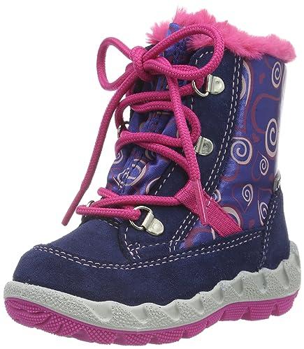 c831239f3146c Superfit Girls  Icebird 700014 Ankle Boots, Blau (Water Kombi 88), 5 ...