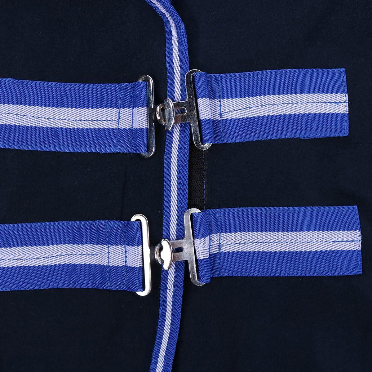Blau Epplejeck Abschwitzdecke Zafra Junior/ Gr 95 cm