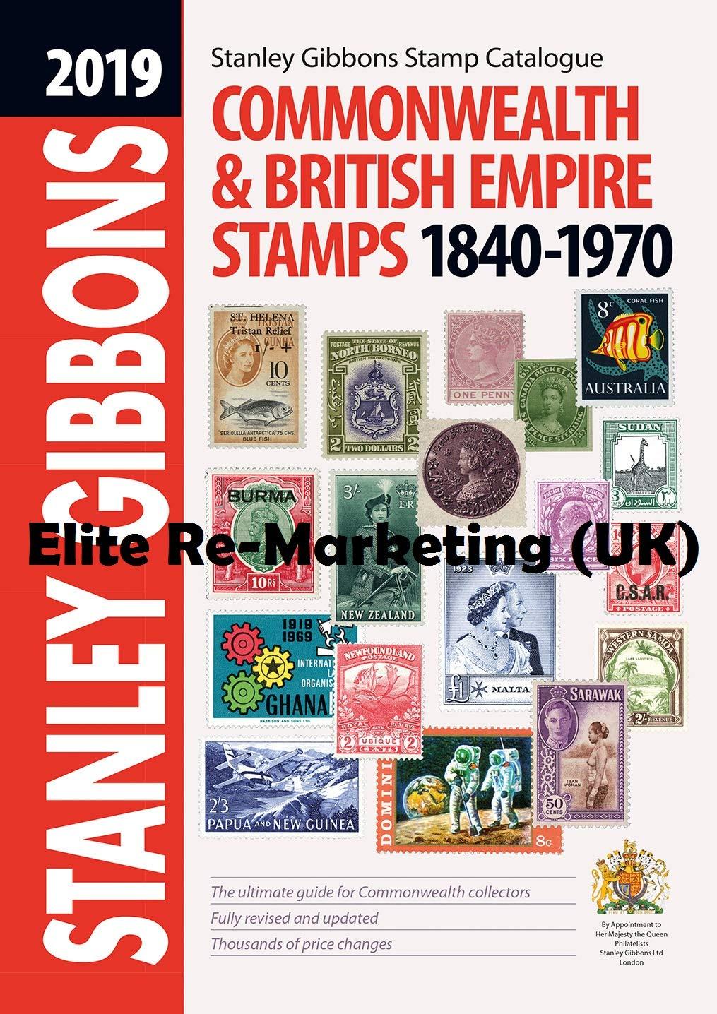 2019 Commonwealth & Empire Catalogue 1840-1970