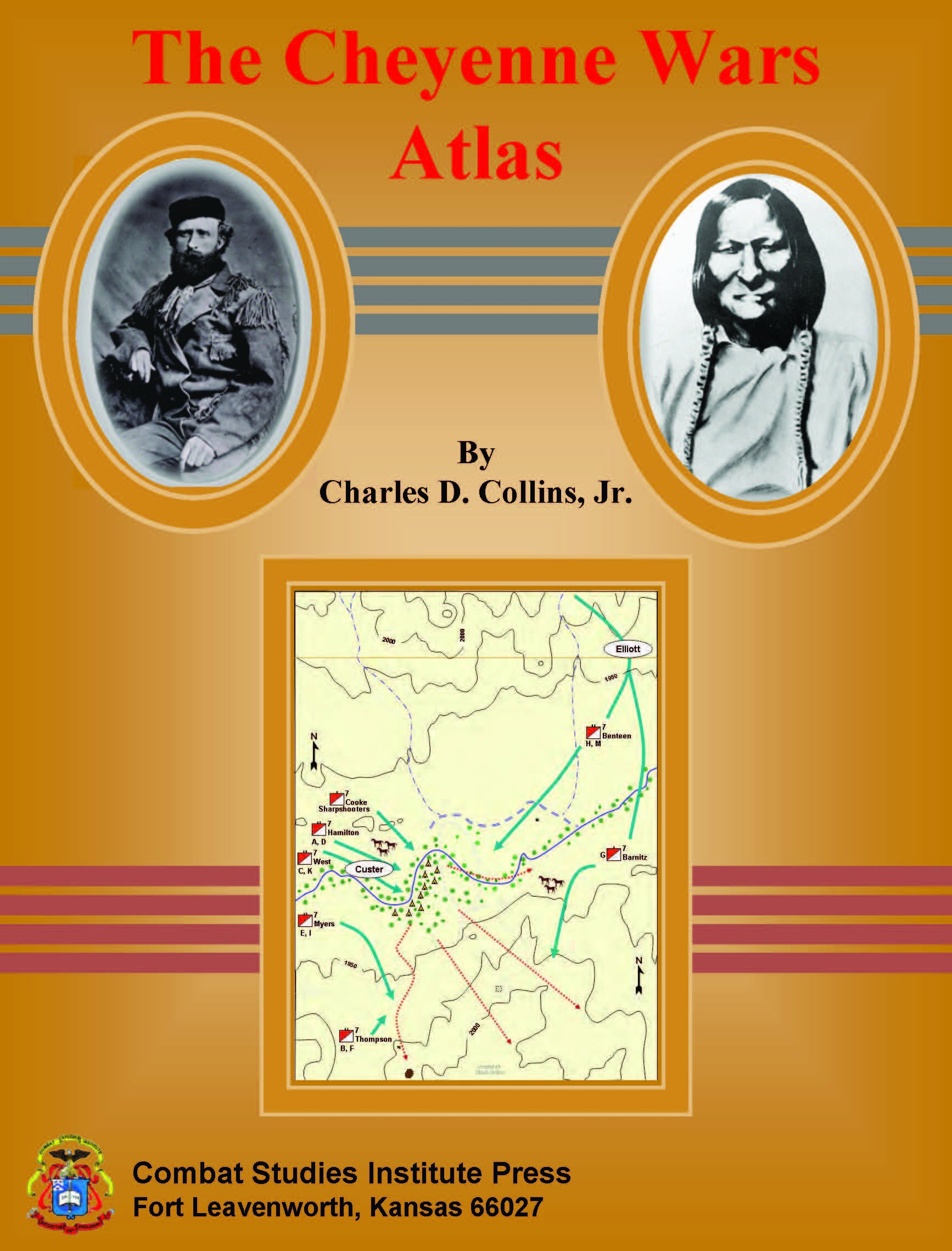Read Online The Cheyenne Wars Atlas [Student Loose Leaf Edition, Full Color] pdf epub