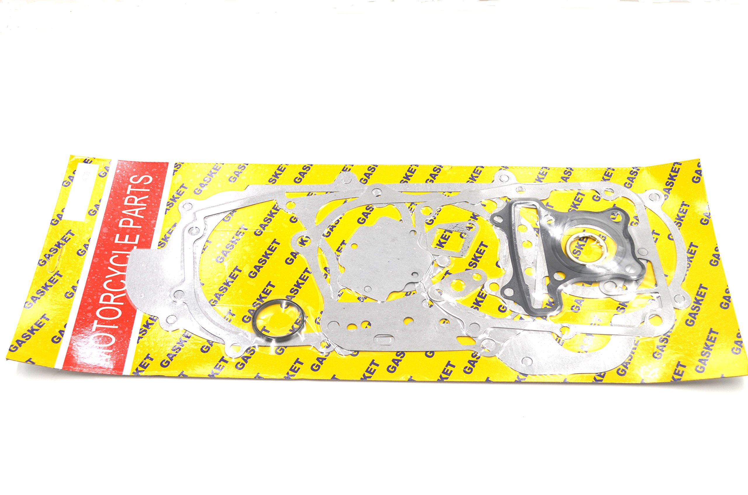 Chanoc Full Gasket Set for GY6 49cc 50cc ATV Moped Scooter 139QMA 139QMB