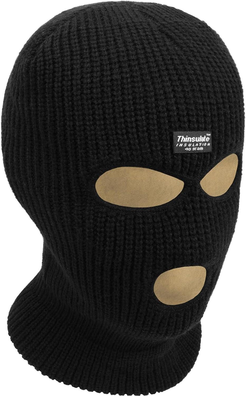 3 Loch Sturmhaube Kopfhaube Skimaske Thinsulate extrem warm online ...