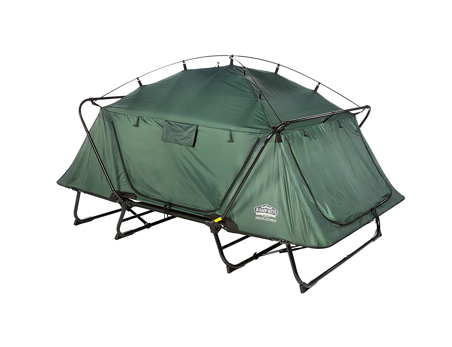 Amazon.com  K&Rite Double TentCot  C&ing Cots  Sports u0026 Outdoors  sc 1 st  Amazon.com & Amazon.com : KampRite Double TentCot : Camping Cots : Sports ...