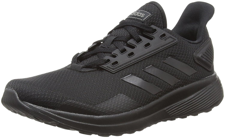 Adidas Duramo 9, Zapatillas de Running para Hombre 42 EU|Negro (Core Black/Core Black/Core Black 0)