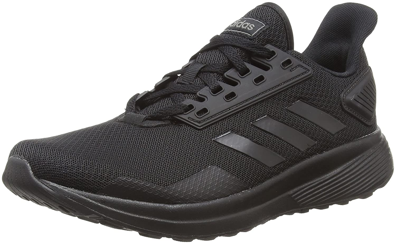 huge discount 76099 45e6e adidas Men s Duramo 9 Running Shoes Black  Amazon.co.uk  Shoes   Bags
