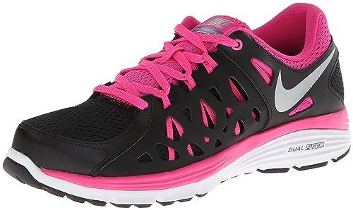 Nike Donna Wmns Dual Fusion Run 2 Scarpe da Corsa Nero Size  EU 37.5 dc19e8d8def23
