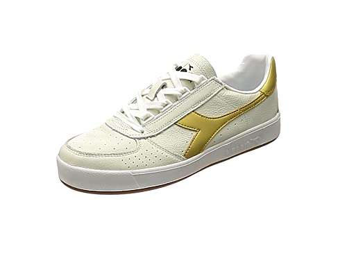 elite Gymnastique AdulteMulticolorebianco Eu C107044 5 LChaussures oro Diadora De B Mixte TKc13lFJ