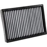 K&N Premium Cabin Air Filter: High Performance, Washable, Helps Protect against Viruses and Germs: Designed for Select…