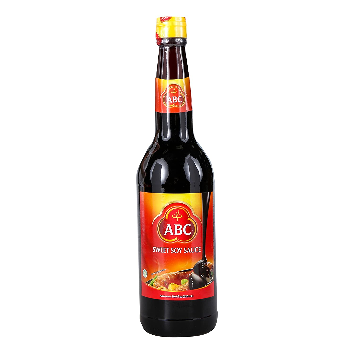 Amazon.com : ABC Kecap Manis Sweet Soy Sauce (20.9 ounce ...