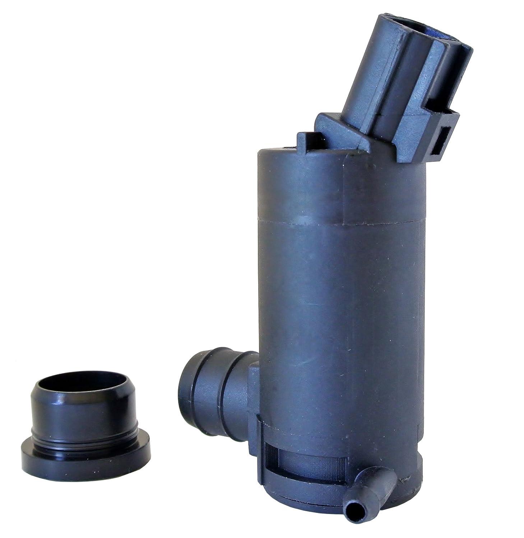 Windshield Washer Pump With Grommet Fits Ford E 150 2008 F650 Wiper Motor Wiring 250 350 450 F Super Duty 550 F700 F750 F800 Mercury