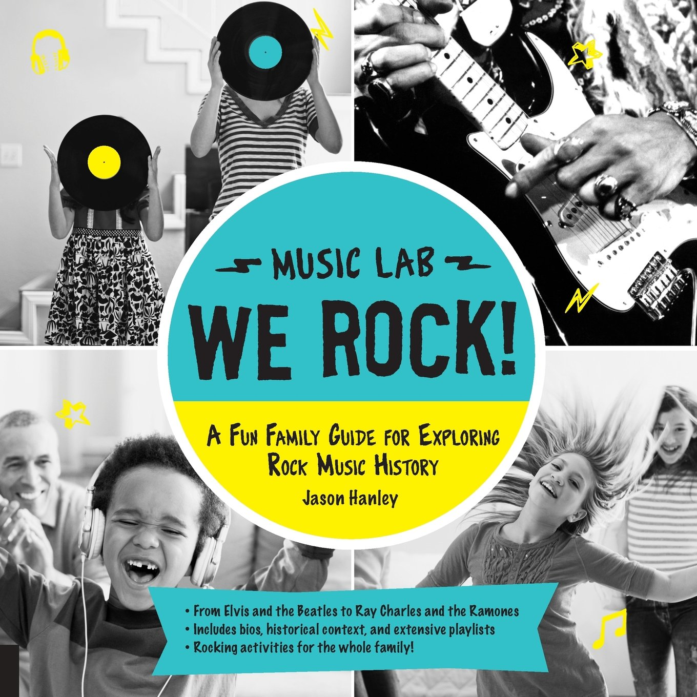 Rock Music Lab Exploring Activities product image