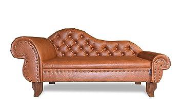 EDY Paris Design Ed PRNB1 Dog Sofa Chaise Longue Chesterfield ... on chaise furniture, chaise recliner chair, chaise sofa sleeper,