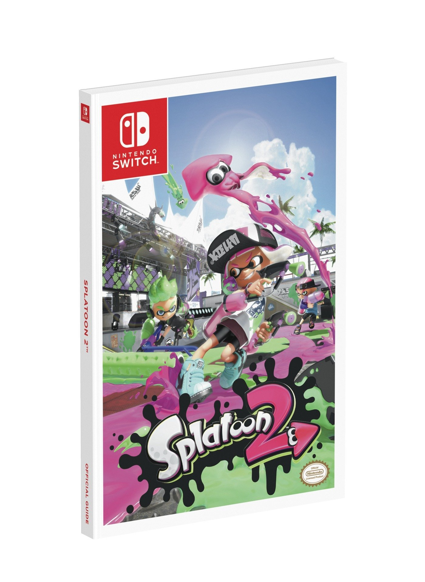 Splatoon 2 (Collectors Guide) [Idioma Inglés]: Amazon.es: Prima ...