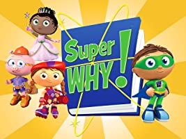 Super Why Season 2