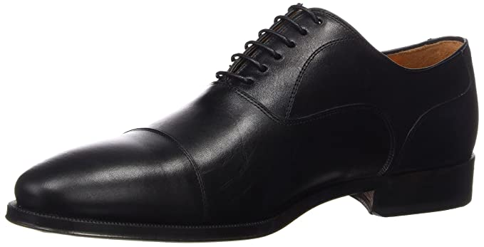 Scalpers, Arthur Shoes 01 - Zapatos para hombre, color black, talla 40: Amazon.es: Ropa y accesorios