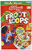 Kelloggs Froot Loops Regular Size Usa Version 345 g