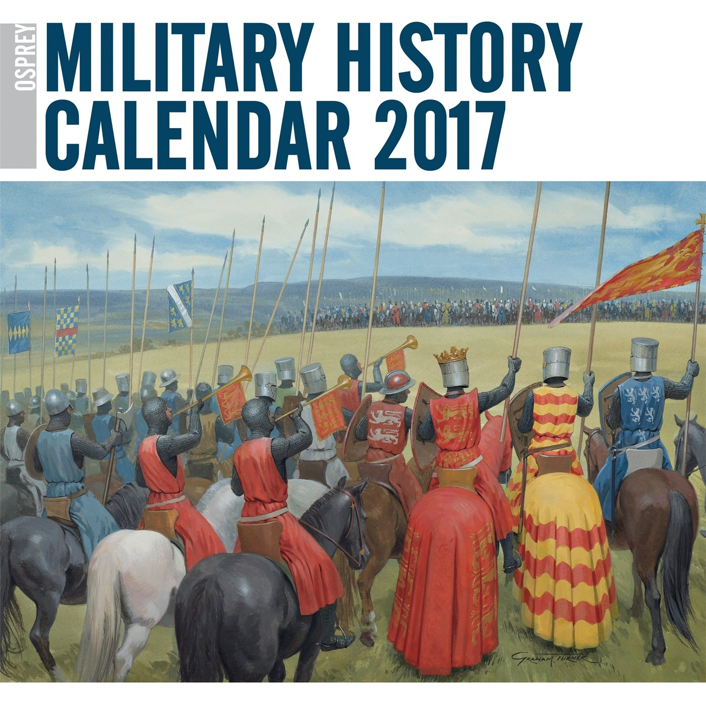 Osprey Military History Calendar General