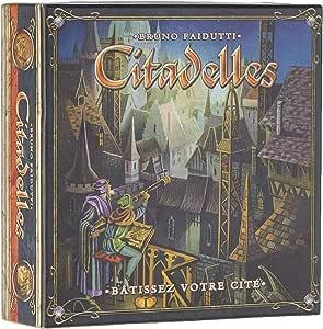 Edge Entertainment Citadels Niños y Adultos Estrategia - Juego de Tablero (Estrategia, Niños y Adultos, Niño/niña, 10 año(s), 83 Pieza(s), 125 mm): Amazon.es: Juguetes y juegos