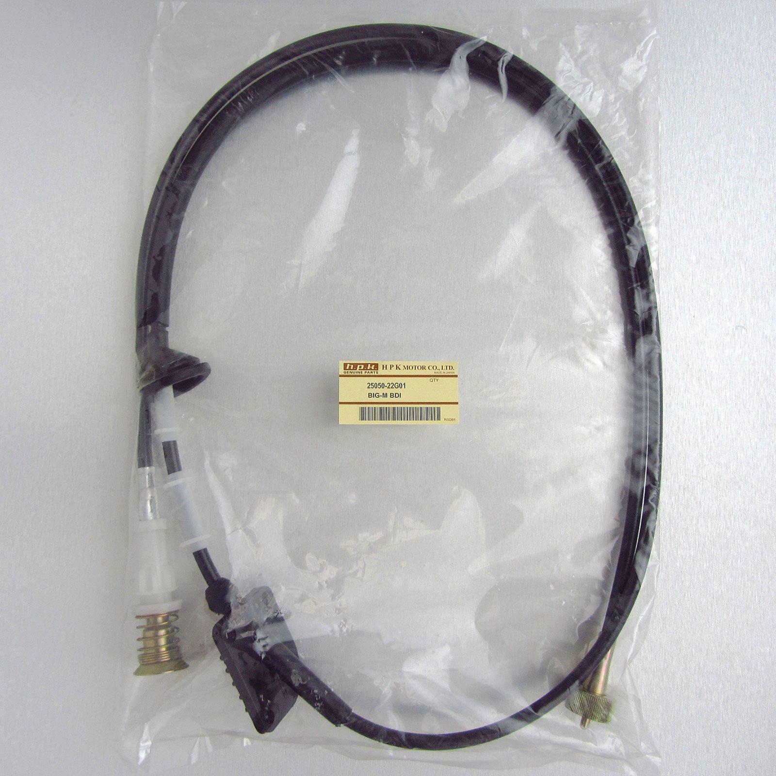 86-97 N/S Hardbody Navara D21 BD25 BDI speedo meter cable NEW speedometer 82''