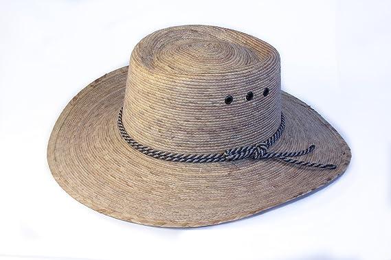 a018a6d0e2ba6 Genuine Mexican Sombrero Hat - Handmade and fair trade from Mexico (57)   Amazon.co.uk  Clothing