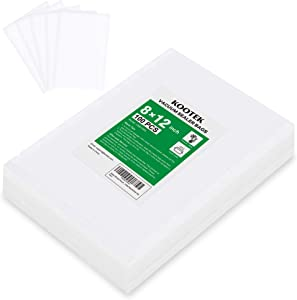 Kootek 100 Quart Vacuum Sealer Bags 8