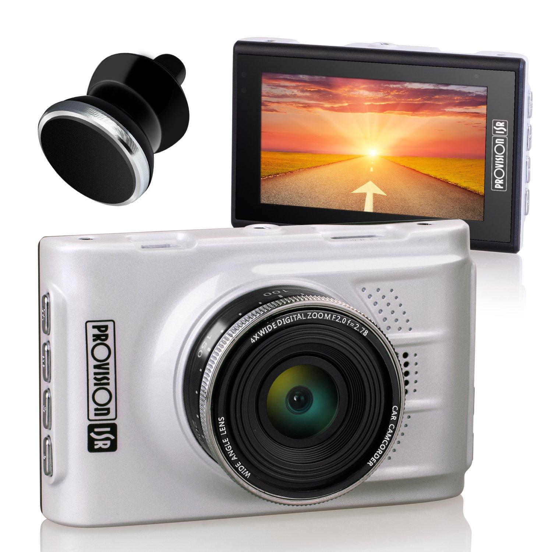provision isr hidden dual dash cam hidden interior mirror camera and a hd 1080p. Black Bedroom Furniture Sets. Home Design Ideas