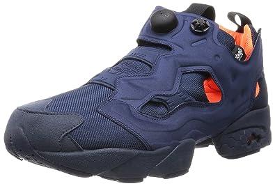 Reebok - Instapump Fury - Color  Navy blue - Size  8.0  Amazon.co.uk ... 33e9707cb