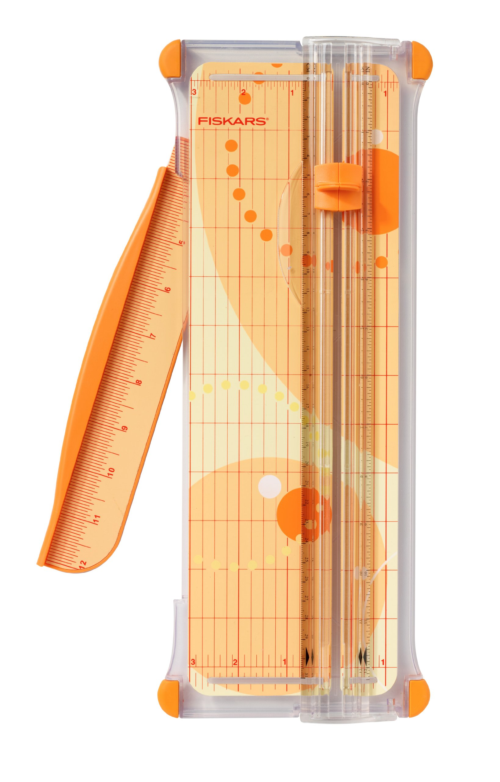 Fiskars 12-98937098J 12-Inch Office Portable Paper Trimmer