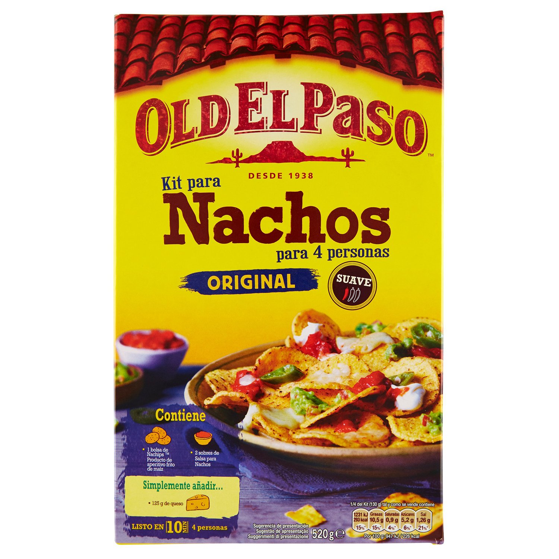 Old El Paso - Original Nachos - 520g by Old El Paso