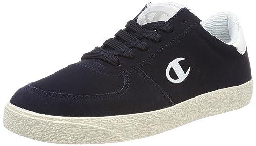 Low Cut Shoe Venice Suede, Zapatillas para Hombre, Azul (New Navy Bs501), 42 EU Champion