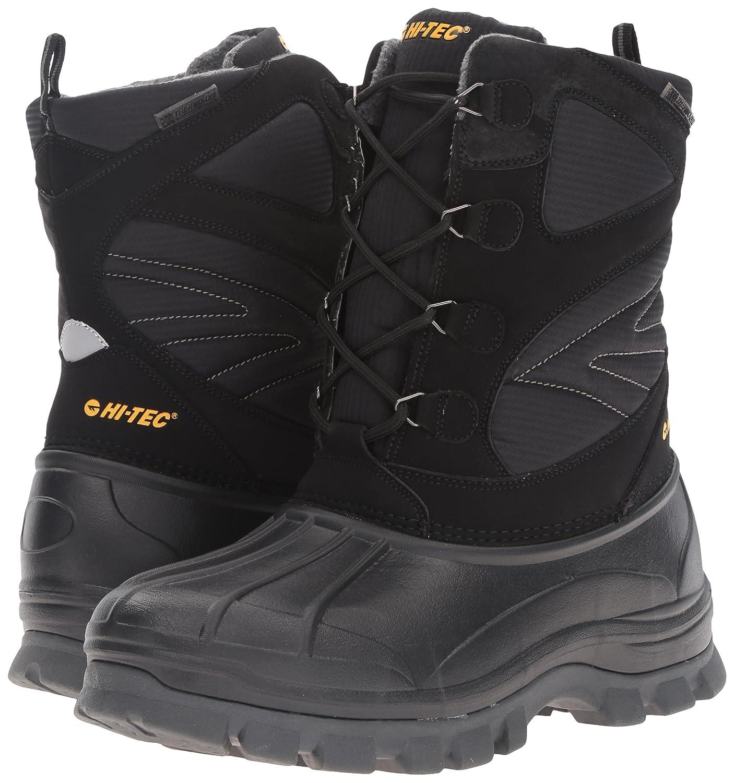 Hi-Tec Mens Hokkaido 200g Waterproof-M Snow Boot