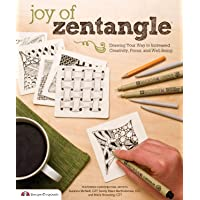 Joy of Zentangle: Drawing Your Way to Increased Creativity, Focus, and Well-Being (Design Originals) Instructions for…