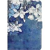 Capa Case Kindle Paperwhite Função Liga/Desliga (Flores Porta Cartões)