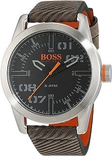 7877f6f31feb Reloj de pulsera analógico Hugo Boss Orange para Hombre